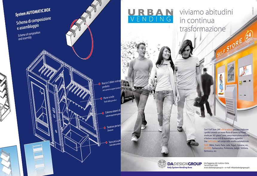 grafica brochure ernesto di luciano